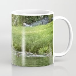 Exploring a Big Wet World Coffee Mug