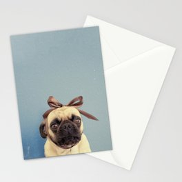 Bow-Tiful Stationery Cards