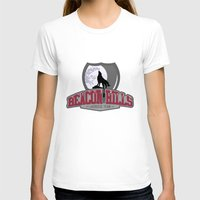 lacrosse T-shirts featuring Teen wolf - Beacon hills lacrosse team by Little wadoo
