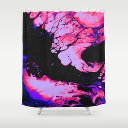 LOVE AND JEALOUSY Shower Curtain