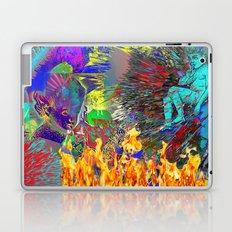 ANGEL SAVER Laptop & iPad Skin