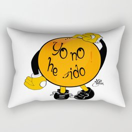 yo no he sido Rectangular Pillow