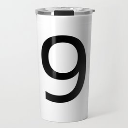 9 - Nine Travel Mug