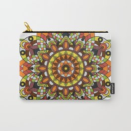 Seventies Kaleidoscope Carry-All Pouch