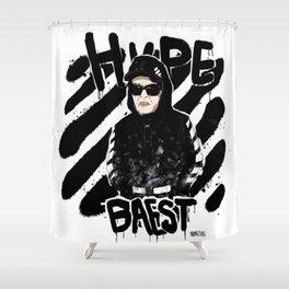 hypebaest series Shower Curtain