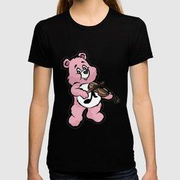 TEDDY BEAR VIOLIN T-shirt