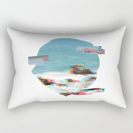 Missing the Waves Rectangular Pillow