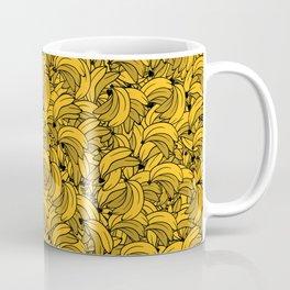 Plenty of Bananas - Yellow Coffee Mug
