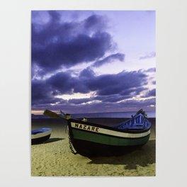 Praia da Nazaré Poster