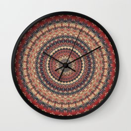 Mandala 595 Wall Clock