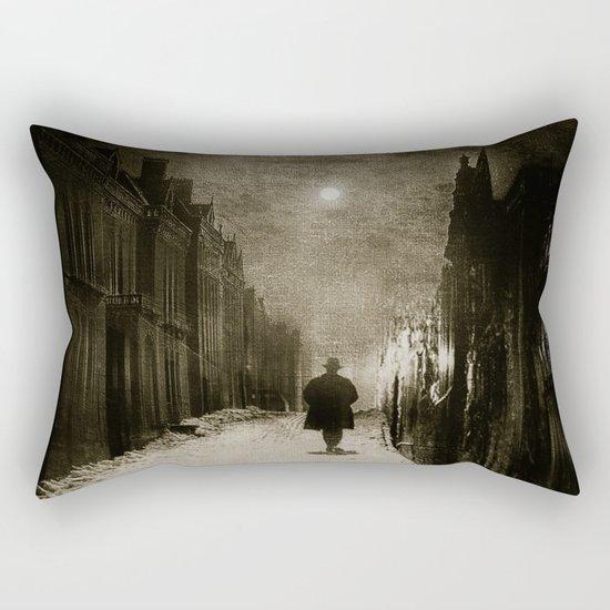 Voice Of Lights Rectangular Pillow