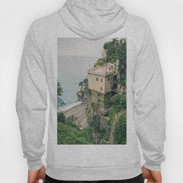 Cliff house // Italy Hoody