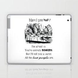 Alice in Wonderland Laptop & iPad Skin