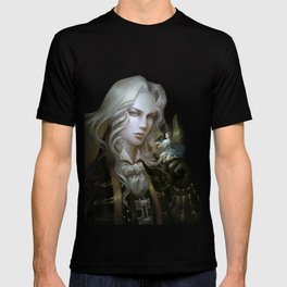 Alucard. Castlevania Symphony of the Night T-shirt