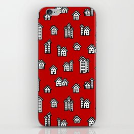 Little Houses iPhone Skin