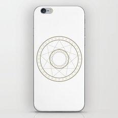 Anime Magic Circle 14 iPhone & iPod Skin