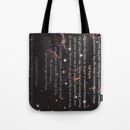 Cosmos I Tote Bag