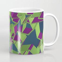 3D Mosaic BG IX Coffee Mug