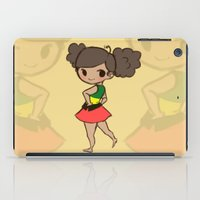 jamaica iPad Cases featuring Jamaica 2 by Cat in the Box
