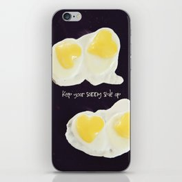 Sunny Side Up iPhone Skin