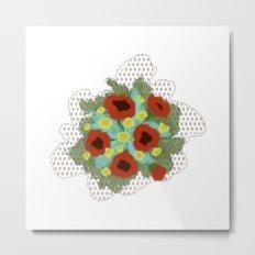 Bouquet #4 Metal Print