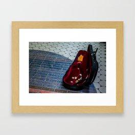 Busker's Living №1 Framed Art Print