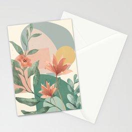 Elegant Shapes 11 Stationery Cards