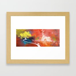 wonderland*2 Framed Art Print