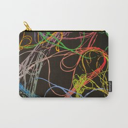 threads Carry-All Pouch