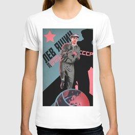 Lev Yashin T-shirt