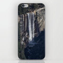Vernal Fall From a Distance iPhone Skin