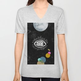 Eye see you Unisex V-Neck