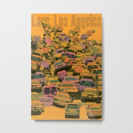Love, Los Angeles Metal Print