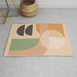 Abstract Art / Shapes 12 Rug
