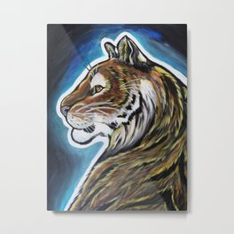 The Tigress  Metal Print