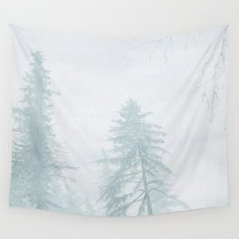 In The Trees Wall Tapestry