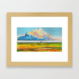 Nature of Color Framed Art Print