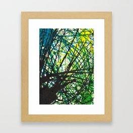 Marble Series, no. 2 Framed Art Print