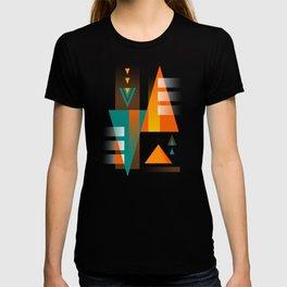 SUMMIT | orange T-shirt