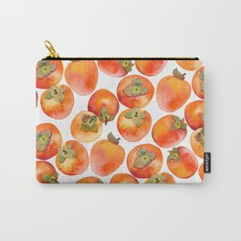 Persimmons Carry-All Pouch