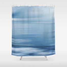 No More Blue Horizons Shower Curtain