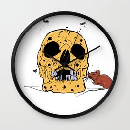 Decay for Days Wall Clock