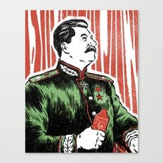 Stalin Sauce Canvas Print