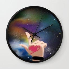 Lucy Heartfilia Wall Clock