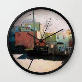 Charm City, MD Wall Clock