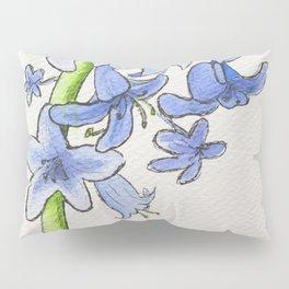 blooming bluebells Pillow Sham