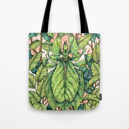 Leaf Mimic Tote Bag