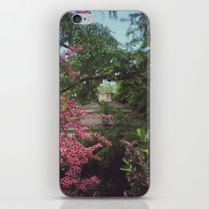 Garden Gazebo iPhone Skin