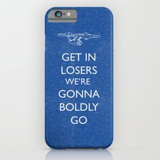 Boldly go iPhone 6s Slim Case