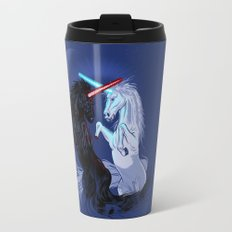 Starwars with Unicorns  Travel Mug